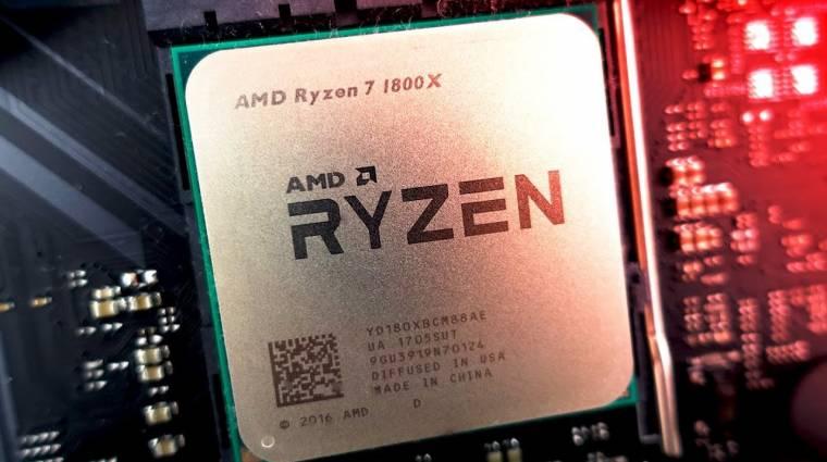 Baljós felhők az AMD fölött? kép