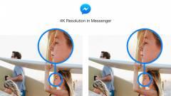 Hamarosan 4K-s képet küldhetsz a Snapchatből merítő Facebook Messengeren kép