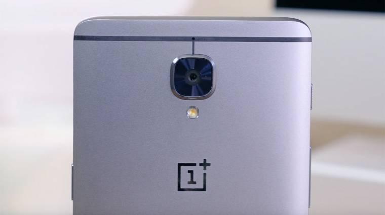 Itt az Oreo a OnePlus 3-ra és 3T-re kép