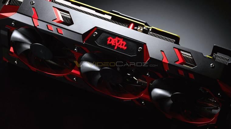 Érkezik a PowerColor Radeon RX Vega 64 Red Devil kép