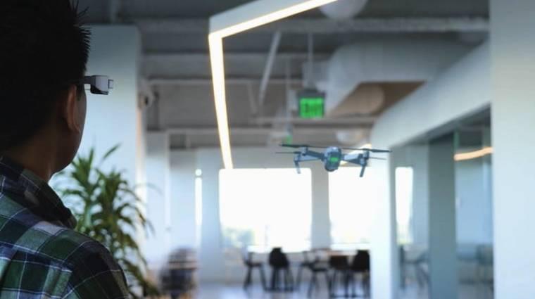 Ezt az AR-drónt lehetetlen összetörni kép