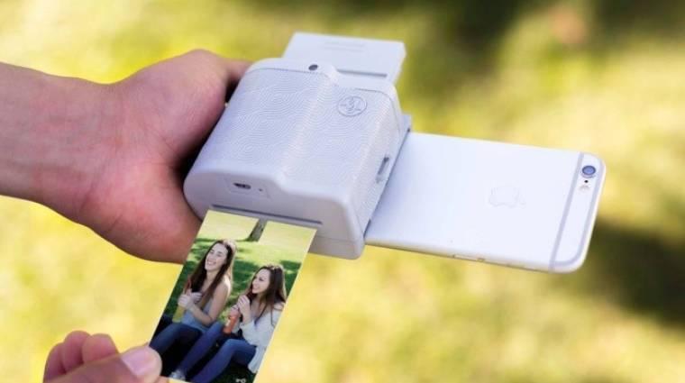 Ezzel a kütyüvel azonnal kinyomtathatod a mobilos fotóidat kép