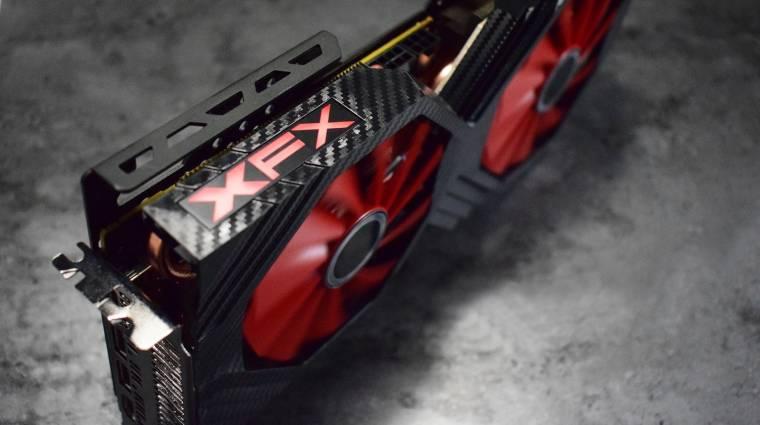 Jól néz ki az XFX egyedi RX Vega kártyája kép