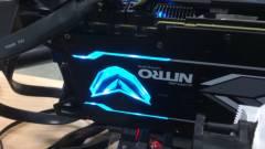 Így fest a Sapphire Radeon RX Vega 64 Nitro kép