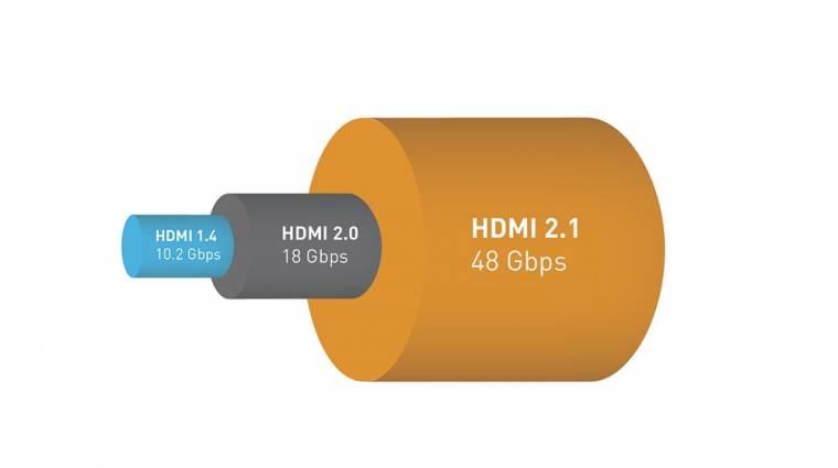 A 8K-s kijelzők korába repít a HDMI 2.1 kép