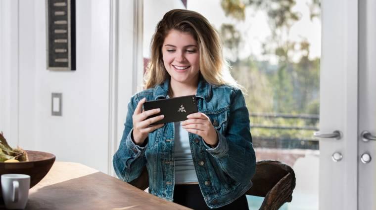 Ezért nincs jackcsatlakozó a Razer Phone-on kép