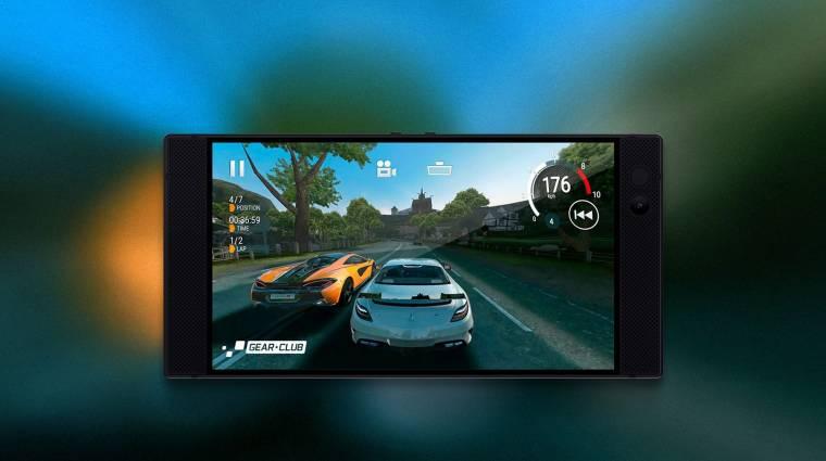 120 Hz-es kijelzővel és 8 GB RAM-mal támad a Razer Phone kép