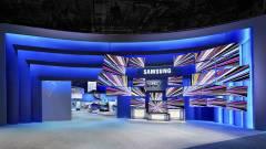 A CES-en jön a Samsung első MicroLED kijelzője kép