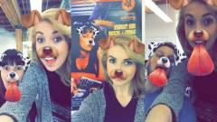 Ezért gagyik az androidos Snapchat-képek kép