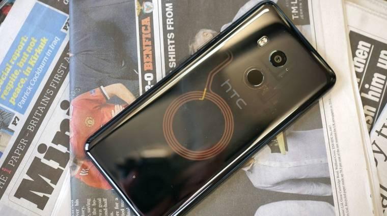 Az HTC U11+ eredetileg egy Google Pixel lett volna kép