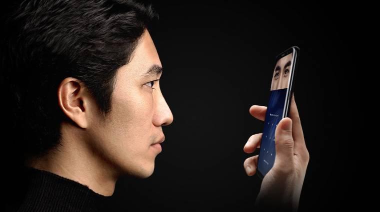 Még ügyesebb lesz a Samsung Galaxy S9 írisz-szkennere kép