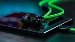 Nem olcsó a Razer USB-C-s fülhallgatója kép