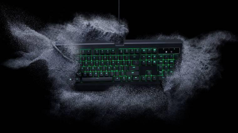 Vízálló lett az új Razer BlackWidow Ultimate kép