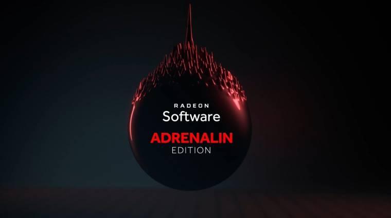 Jön a Radeon Software Adrenalin Edition kép