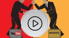 Lehet, hogy a YouTube ellenfelén dolgozik az Amazon kép
