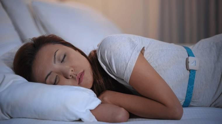 Így száműzné az álmatlanságod egy viselhető kütyü kép