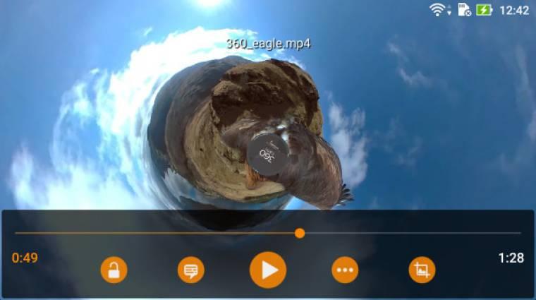 Hatalmas frissítést kapott az androidos VLC kép