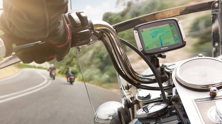 Motoros navigációval újít a Google Térkép kép