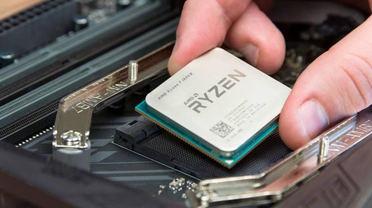 Februárban jönnek a következő-generációs Ryzen CPU-k kép