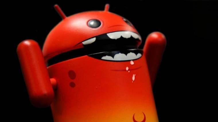 Rémisztő androidos kártevőt talált a Google kép