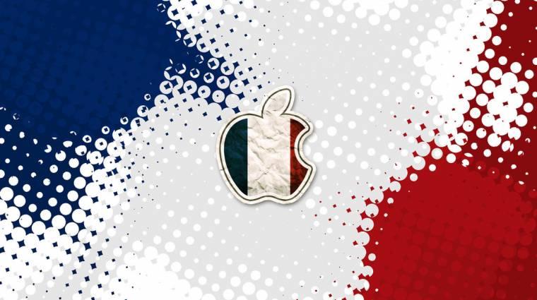 11,5 milliárd dollárra büntetheti Franciaország az Apple-t a lassú iPhone-ok miatt kép