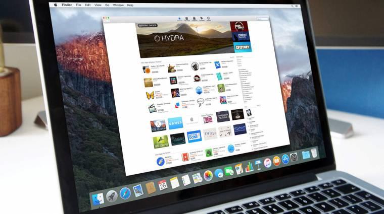 Macen is futhatnak majd az iPhone-appok kép