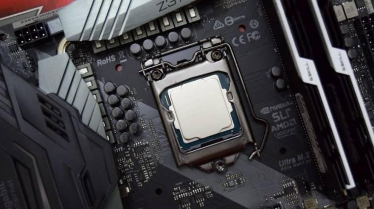 Jövőre jönnek az Intel Cascade Lake-X processzorok kép