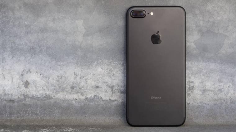 Az Apple bevallotta: direkt lassítja az iPhone-okat kép