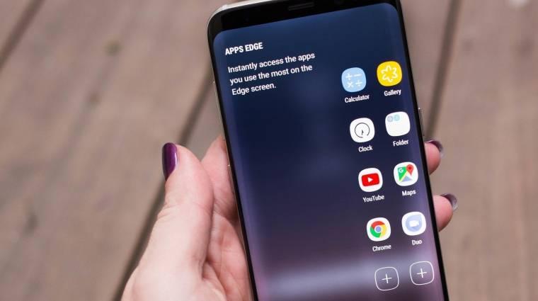 Titokban marad a Samsung Galaxy S9 kép