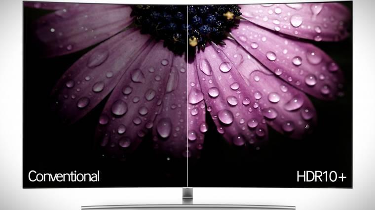 Megújultak a tévék: itt a HDR10+ kép