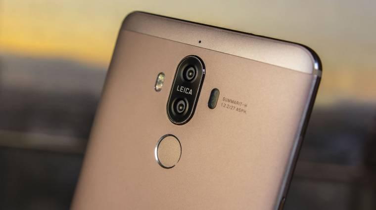 Megérkezett az Oreo a Huawei Mate 9-re kép