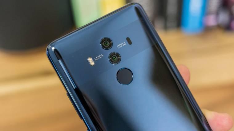 Ez lesz a Huawei 2018-as kínálata? kép