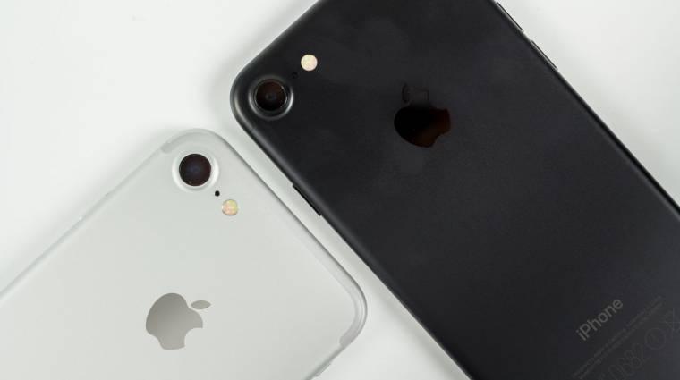 Tényleg az akku miatt lassulnak be az iPhone-ok kép