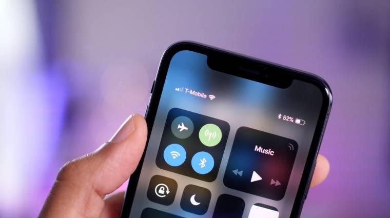 Az Apple bocsánatot kért az iPhone-ok lassításáért kép