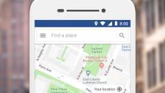Tölthető a Google Maps Go kép