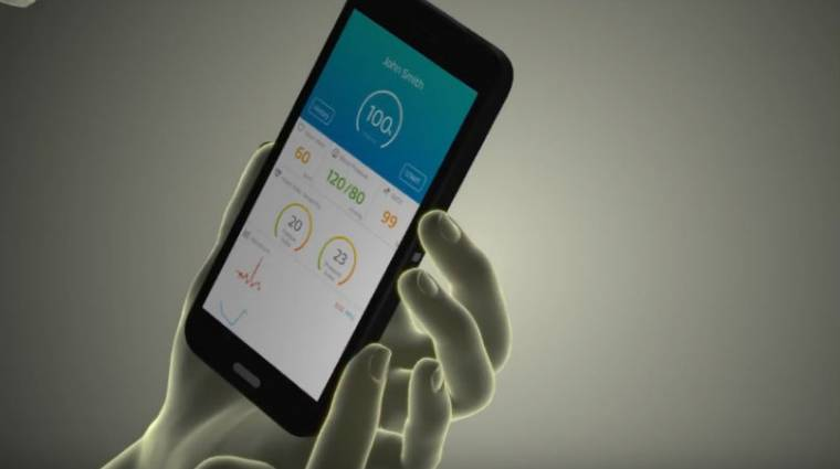 Elkészült az okostelefonos bioszenzor, ami mindent tud rólad kép