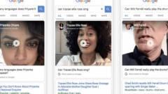 Celebszelfikkel dobja fel a netes keresést a Google kép