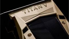 A bányászok álma lehet az NVIDIA TITAN V kép