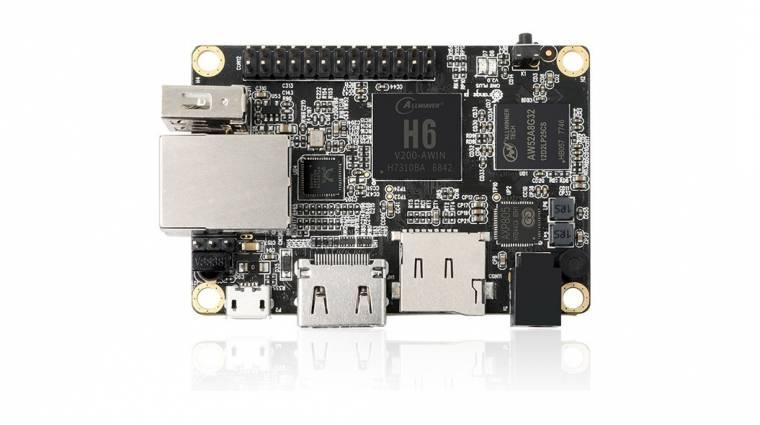 20 dollárért 4K-képes gépet ad az Orange Pi kép