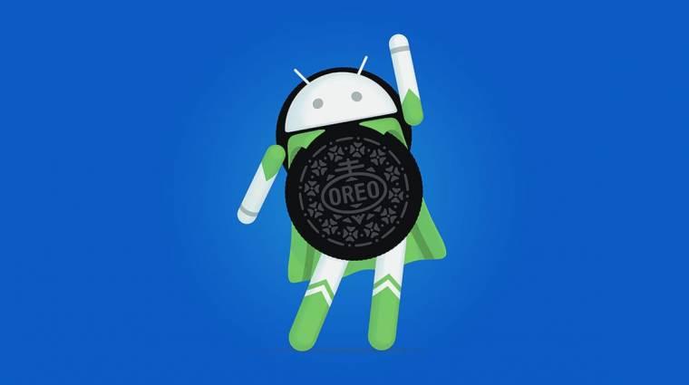 Kellemetlen hiba van az Android 8.1-ben kép
