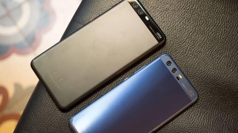 Hamarosan érkezik a Huawei P11 kép