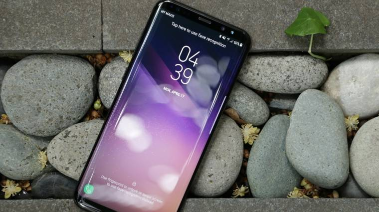 Döbbenetesen látványos kijelzőt hozhat a Samsung Galaxy S9 kép