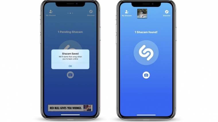 Csak az Apple-nek kedvez a Shazam újítása kép
