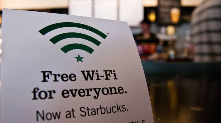 Így is átverhetnek az ingyen WiFi-vel kép