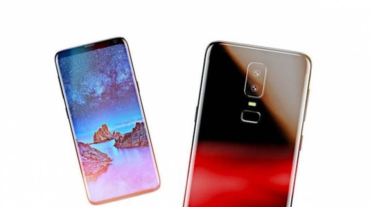 Máris elkészült a Samsung Galaxy S9 klónja kép