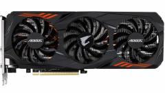 Itt a Gigabyte legdrágább GeForce GTX 1070 Ti kártyája kép
