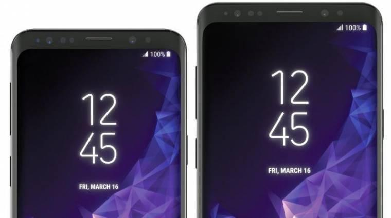 Persze, hogy drágább lesz a Galaxy S9, mint a Galaxy S8 kép