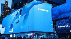 Döbbenetes pénzügyi rekordokat ért el a Samsung kép