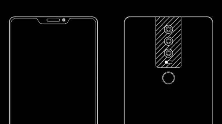 Tripla kamerával jön a Huawei P20 széria? kép