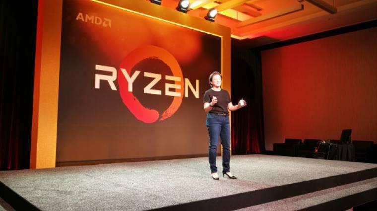 Ilyen érdekességekkel készül az idei évre az AMD kép